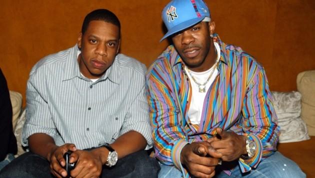 Jay-Z und Busta Rhymes lieferten sich bereits in der Schule Rap-Battles. (Bild: www.PPS.at)