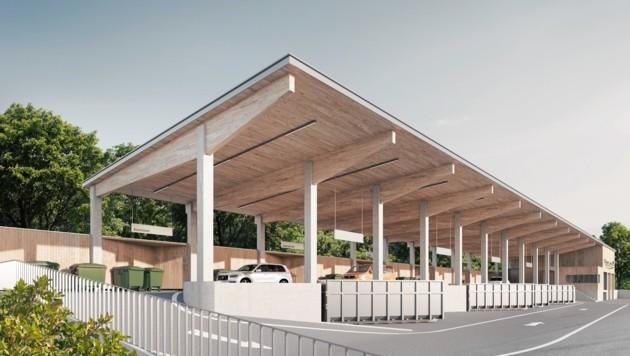 Recyclinghof Oberalm