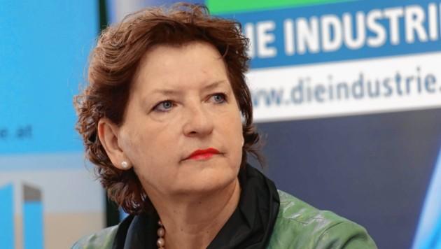 Landesrätin Ursula Lackner