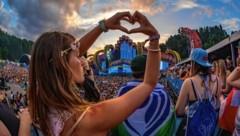 Das Electric Love Festival fällt heuer aus. (Bild: Electric Love/Patrick Ziebermayr)