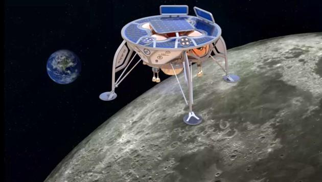 Israel will 2019 Raumfahrzeug auf dem Mond landen