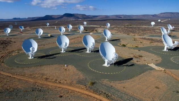 Stärkstes Radioteleskop der Südhalbkugel eröffnet