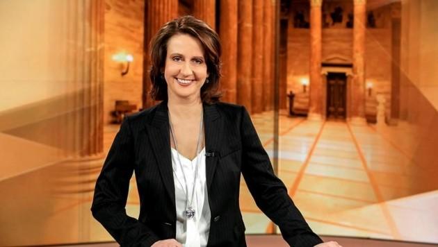 ORF-Moderatorin und Redakteurin Patricia Pawlicki (Bild: ORF)