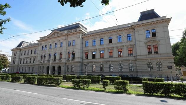 Das Grazer Straflandesgericht (Bild: Juergen Radspieler)