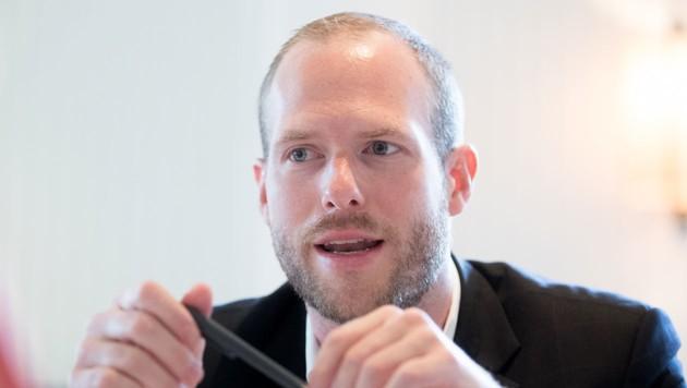 LaudaMotion-Chef Andreas Gruber (Bild: APA/Georg Hochmuth)