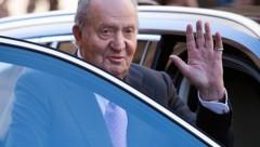 Spaniens Ex-König Juan Carlos I. (Bild: APA/AFP/Jaime Reina)