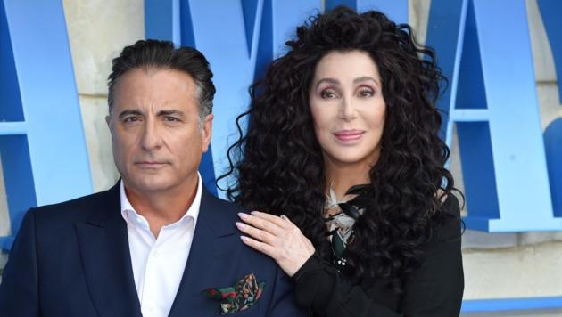 Cher und Andy Garcia