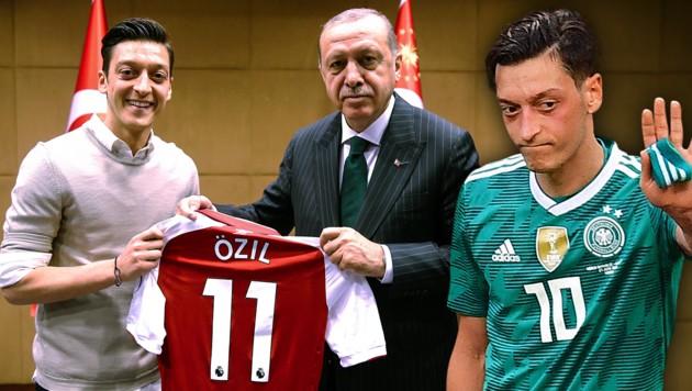 (Bild: APA/AFP/TURKISH PRESIDENTIAL PRESS, AFP, krone.at-Grafik)