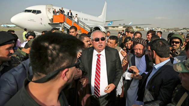 Afghanischer Vizepräsident entgeht Attentat