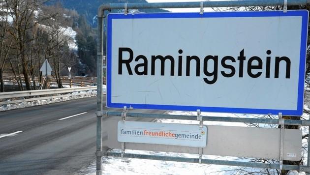 In Ramingstein kam es zu dem schweren Unfall. (Bild: ROLAND HOLITZKY)