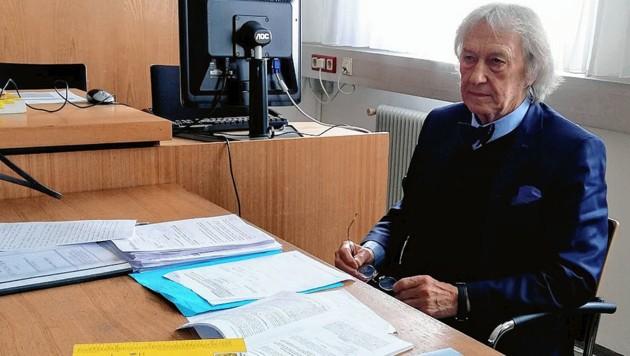 Dr. Hans Gradischnig