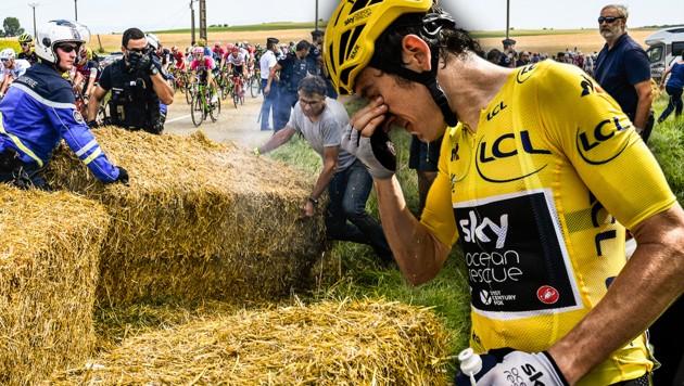 (Bild: APA/AFP/Jeff PACHOUD, APA/AFP/Marco BERTORELLO, krone.at-Grafik)