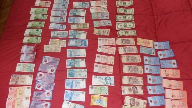Im Nachtreisezug stahlen ein Italiener und ein Tunesier Geld und Wertgegenstände