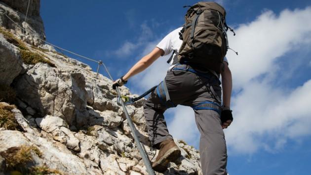 Klettersteig Unfall : Klettersteig hochlantsch unfall naturfreunde c