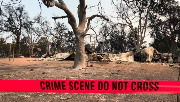 Melody Bledsoe und ihre Urenkel starben im sogenannten Carr-Feuer. (Bild: AP)