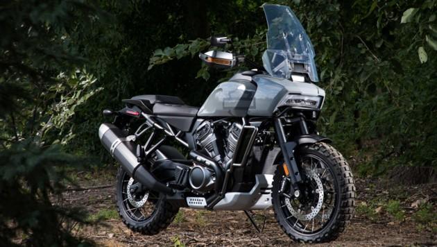 Harley-Davidson will in das Segment der Reiseenduros einsteigen: 2020 soll die Pan America 1250 serienreif sein.