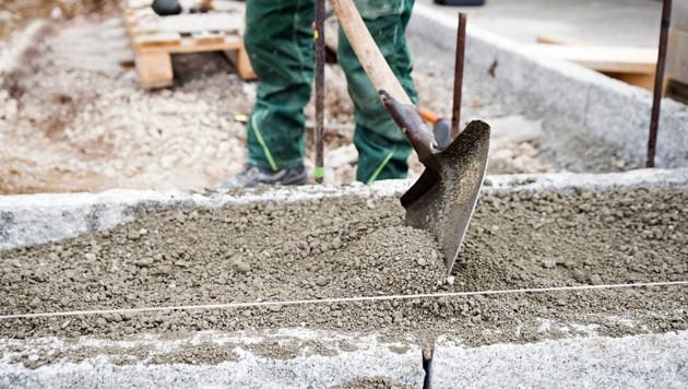Eigentlich hätte der Beton auf einer Baustelle landen sollen... (Bild: stock.adobe.com (Symbolbild))