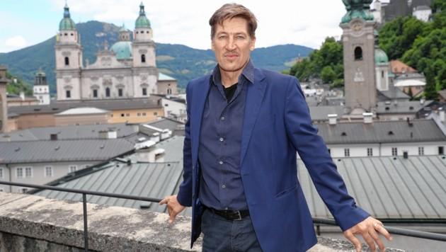 Tobias Moretti in Salzburg