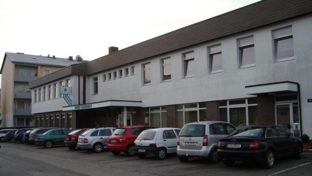 Das GKK-Kundencenter in Freistadt ist in die Jahre gekommen. Der Neubau wackelt. (Bild: OÖGKK)