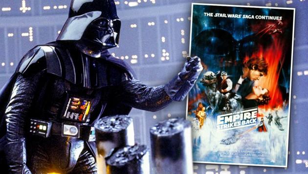 (Bild: Lucasfilm, AP, krone.at-Grafik)