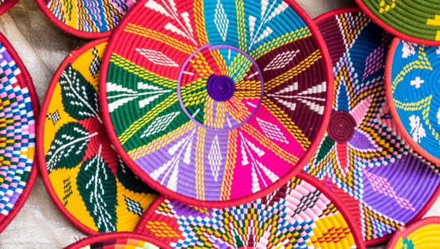 Habesha-Körbe aus Axum (Bild: MagdalenaPaluchowska/stock.adobe.com)