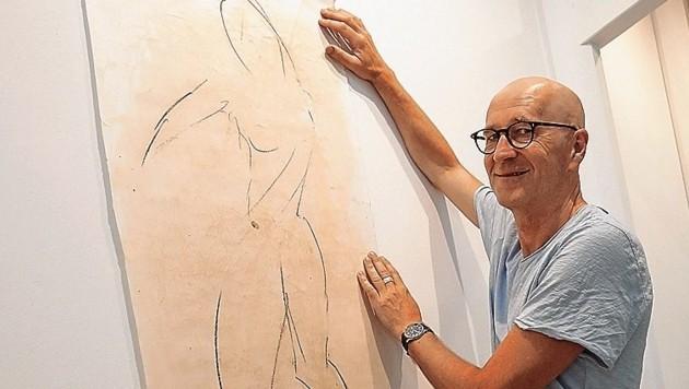 Peter Lohmeyer (Bild: Markus Tschepp)
