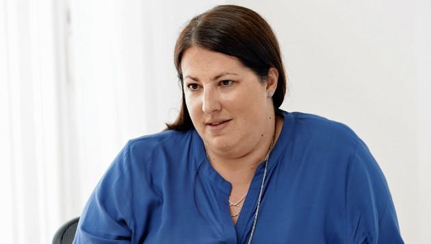 SPÖ-Wohnbaustadträtin Kathrin Gaal (Bild: Reinhard Holl)