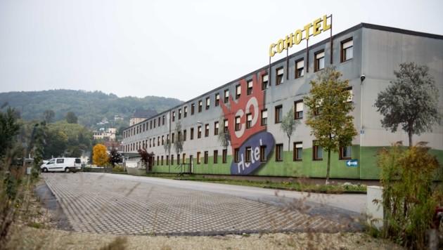Die Zeiten, in denen in Steyregg viele Asylwerber untergebracht waren, sind längst vorbei. (Bild: fotokerschi e.U. Werner Kerschbaummayr)