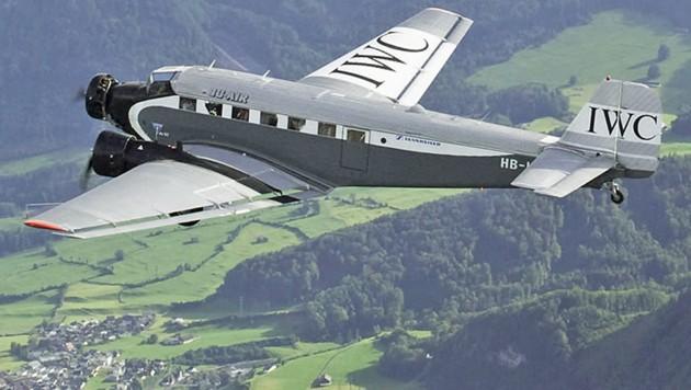 Eine Junkers Ju-52 (Bild: ju-air.ch)