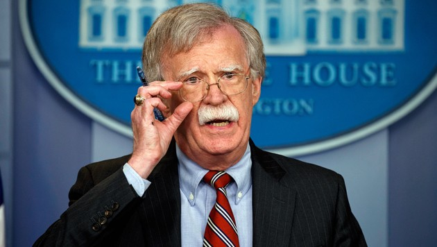 John Bolton (Bild: Associated Press)