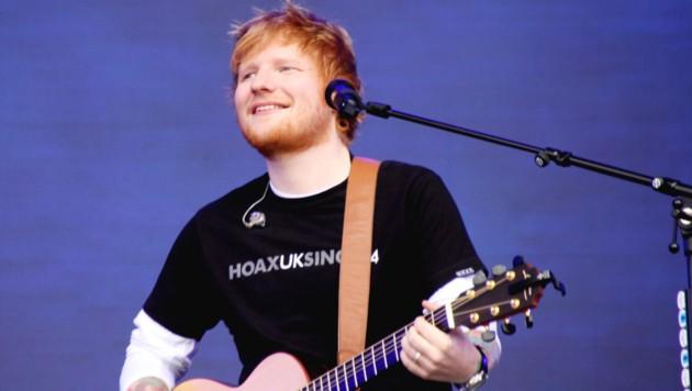 Ed Sheeran (Bild: www.PPS.at)
