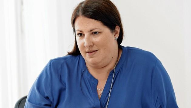 SPÖ-Vizebürgermeisterin und Wohnbaustadträtin Kathrin Gaal. (Bild: Reinhard Holl)