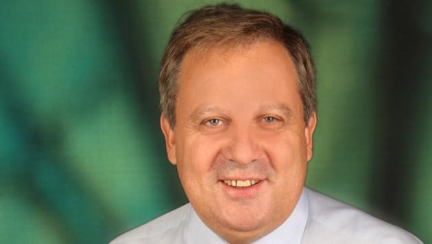 Bürgermeister Werner Gutzwar tritt zurück (Bild: Durch Copyright geschützt)