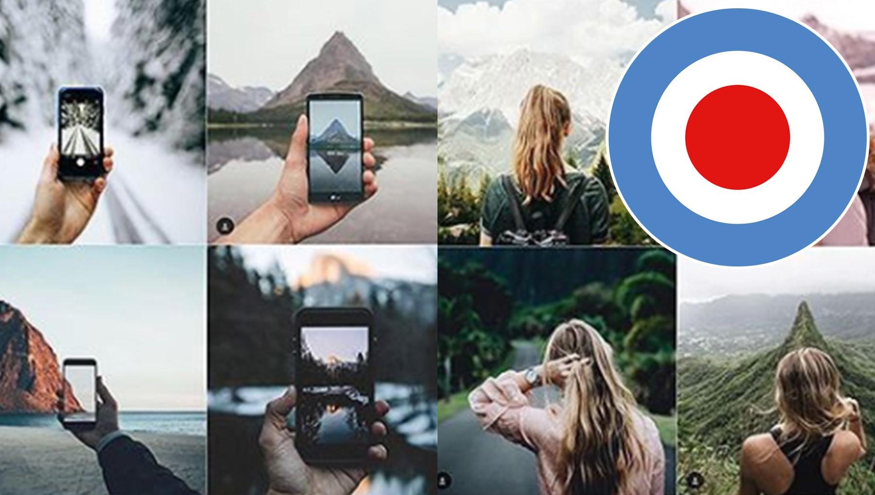 5aa830296df4 Auf Instagram machen alle die gleichen Fotos