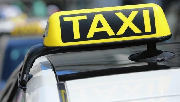 Der Deutsche wollte den Taxi-Fuhrlohn nicht zahlen. (Bild: Tomschi Peter)