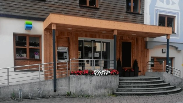 """Das """"Hoagacht Café"""" ist derzeit geschlossen. (Bild: Jasmin Steiner)"""