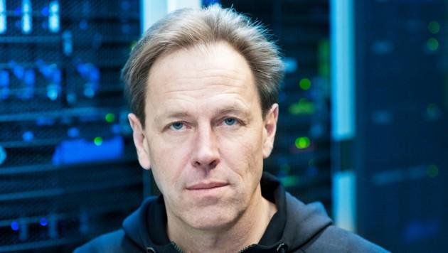 Der Innsbrucker IT-Experte Klaus Gheri. (Bild: Barracuda Networks)