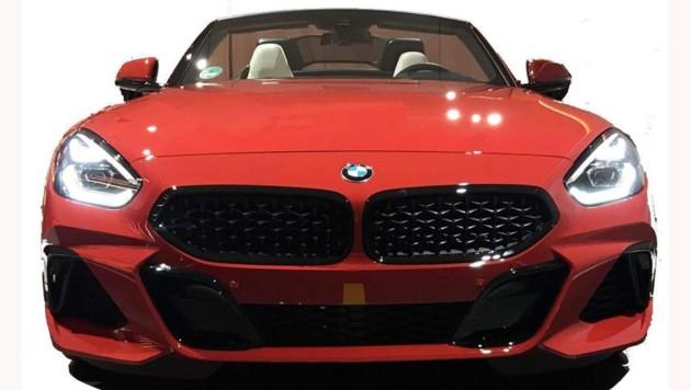 (Bild: BMW, Instagram/liucunyi)