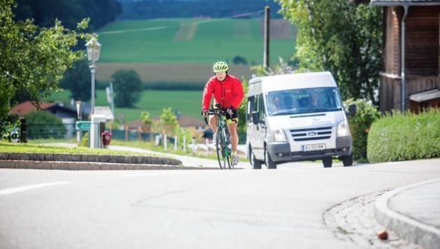 Race Around Austria 2018 – Bild zeigt: Bernhard Ritter (AUT). Foto: heikomandl.at (Bild: heikomandl.at)