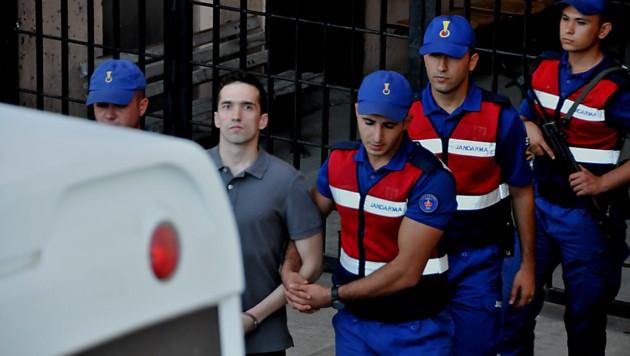 Türkei lässt zwei griechische Soldaten frei