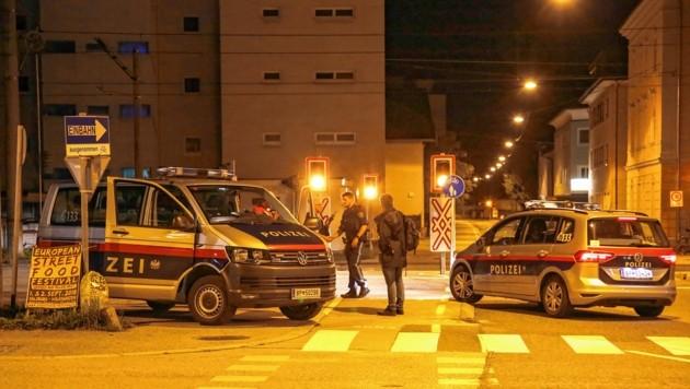 Im Bereich Bahnhof- und Viaduktstraße brach der Bandenkrieg aus. (Bild: Markus Tschepp)