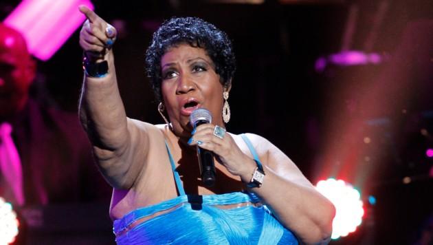 Aretha Franklin (Bild: AP)