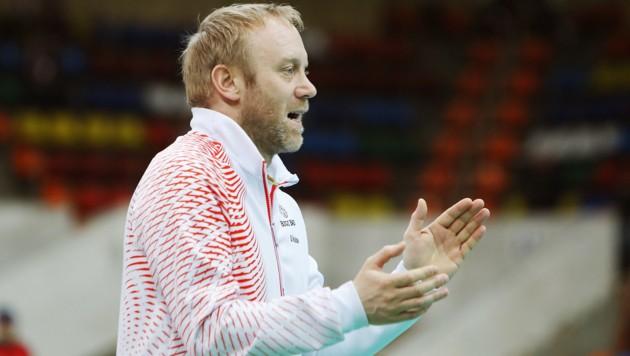 Österreichs Davis-Cup-Kapitän Stefan Koubek (Bild: GEPA)