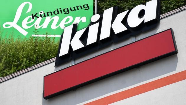 417148e95c19c7 Kika Leiner-Sanierung kostet 1150 Arbeitsplätze!