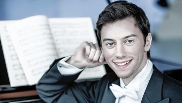 Der junge steirische Pianist Philipp Scheucher erobert die Welt (Bild: www.bigshot.at / Christian Jungwirth)