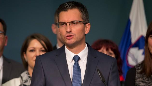 Marjan Sarec (Bild: AP)