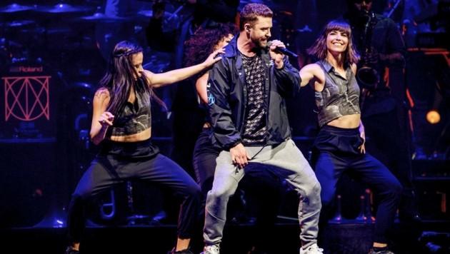 Justin Timberlake: Triumphzug in Wien | krone.at