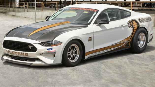 Mustang Cobra Jet Ford Legt Drag Race Monster Auf Krone At