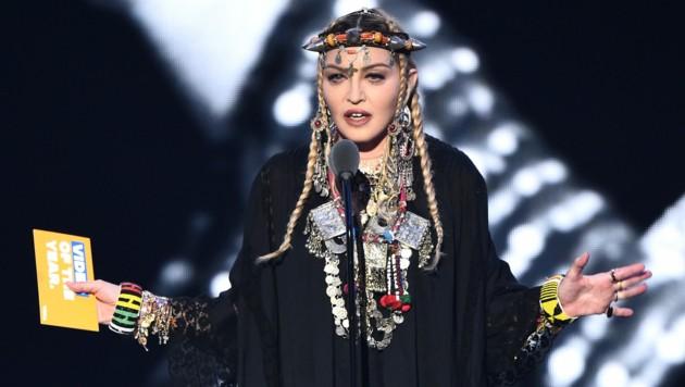 Madonna (Bild: 2018 Getty Images)