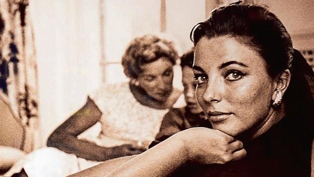 Joan Collins 1957 (Bild: Markus Tschepp)
